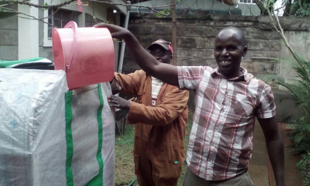 HomeBiogas Kenya