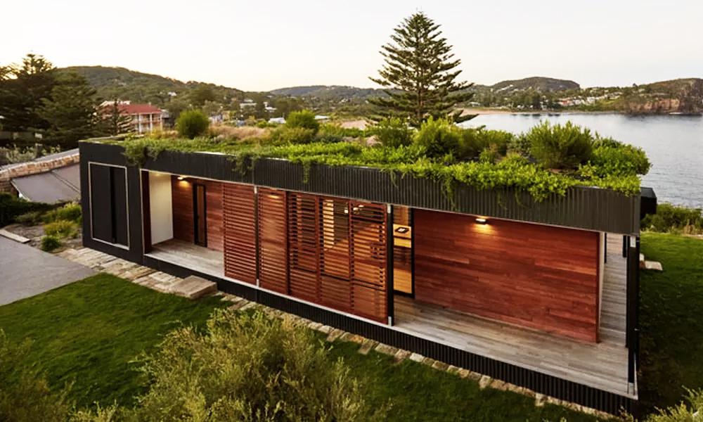 Qui veut une maison plus chaleureuse avec un toit végétal ?