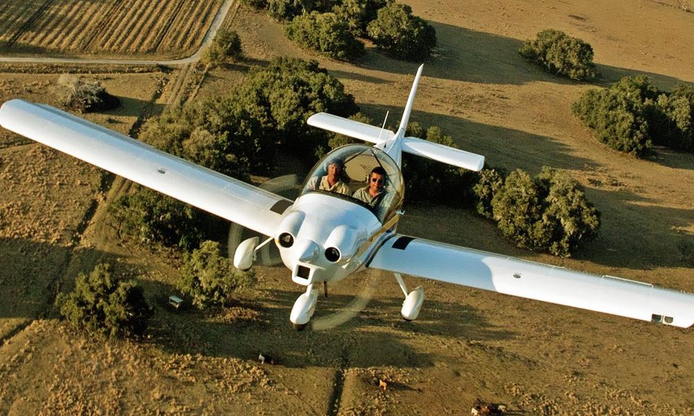 Comment construire son propre avion en moins de 7 semaines ?