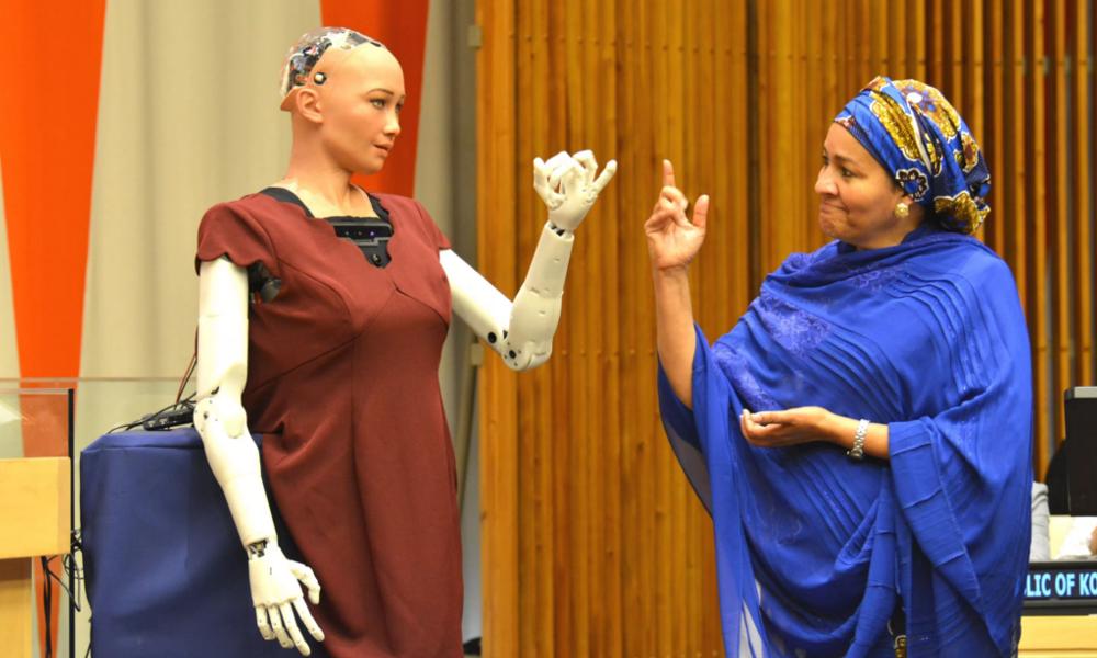 Qui est Sophia, la première robot citoyenne d'Arabie saoudite ?