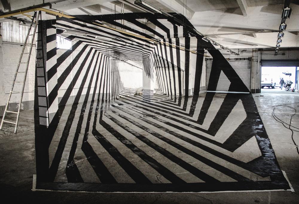 À Paris, une expo en illusion d'optique dont vous êtes le héros