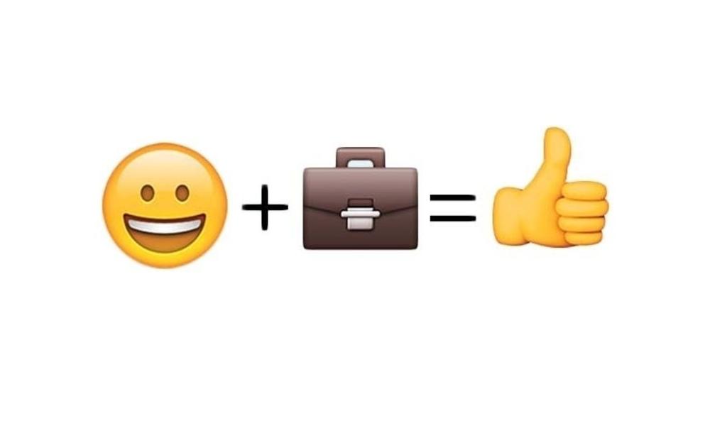 Dans 10 ans, l'emoji sera une vraie langue utilisée en entreprise
