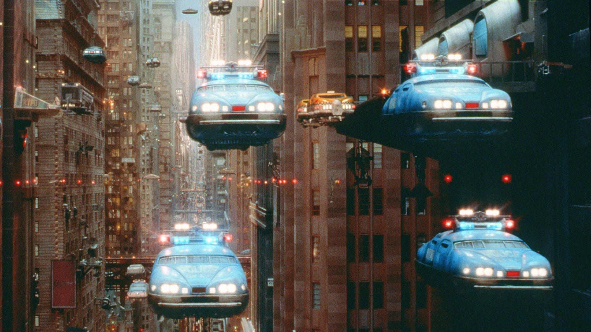 Un championnat de voitures volantes pourrait voir le jour dès 2020