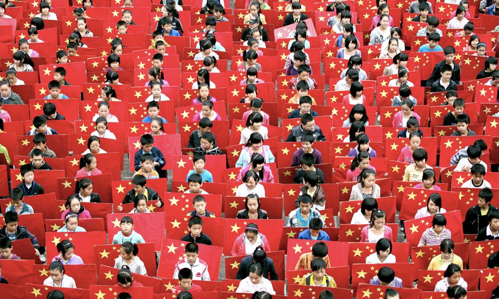 La Chine veut noter tous ses citoyens dès 2020 (et c'est très inquiétant)