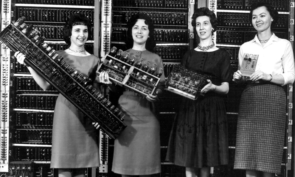 Le saviez-vous ? Le premier ordinateur de l'histoire a été créé par… des femmes