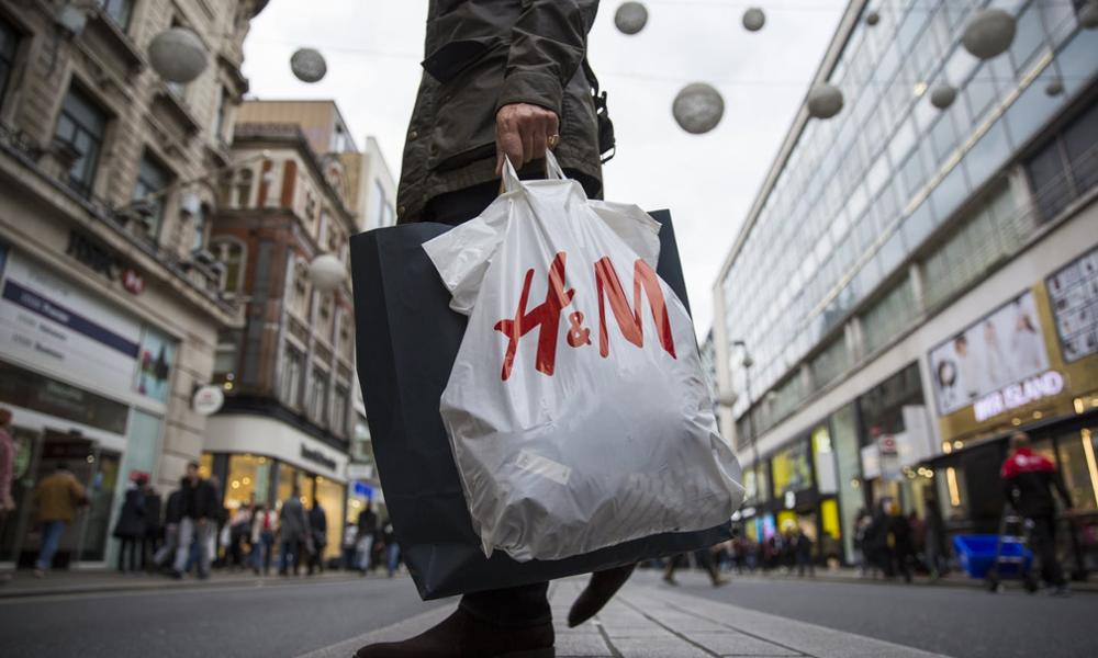 En Suède, on ne brûle pas du charbon mais des fringues H&M