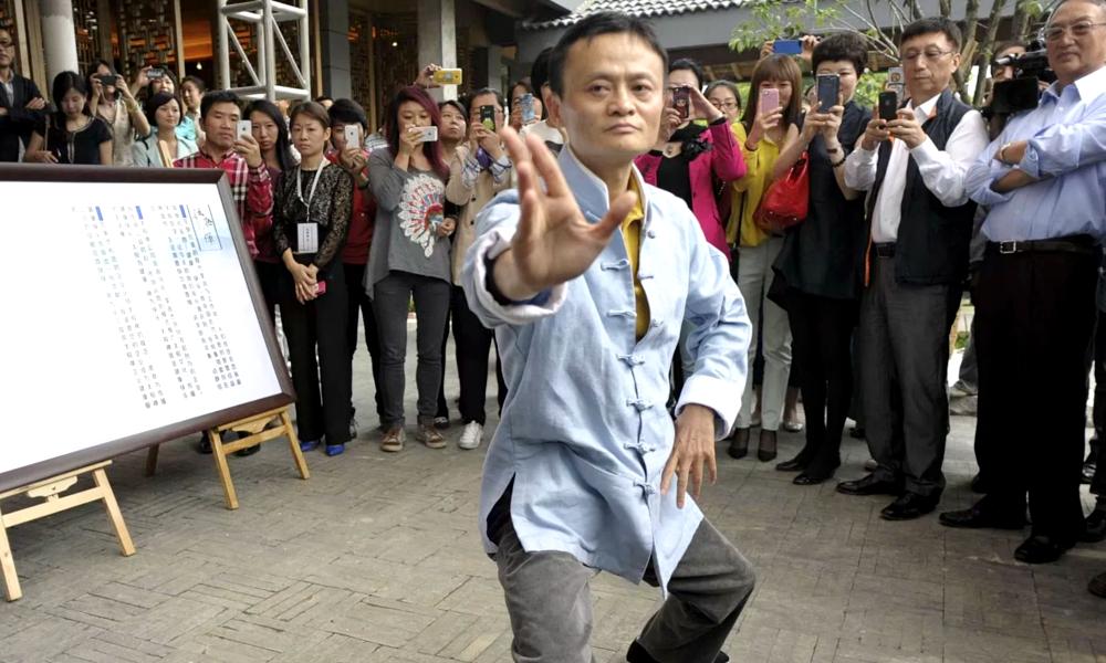 Tout rater puis être patient, voici la recette du succès selon le fondateur d'Alibaba