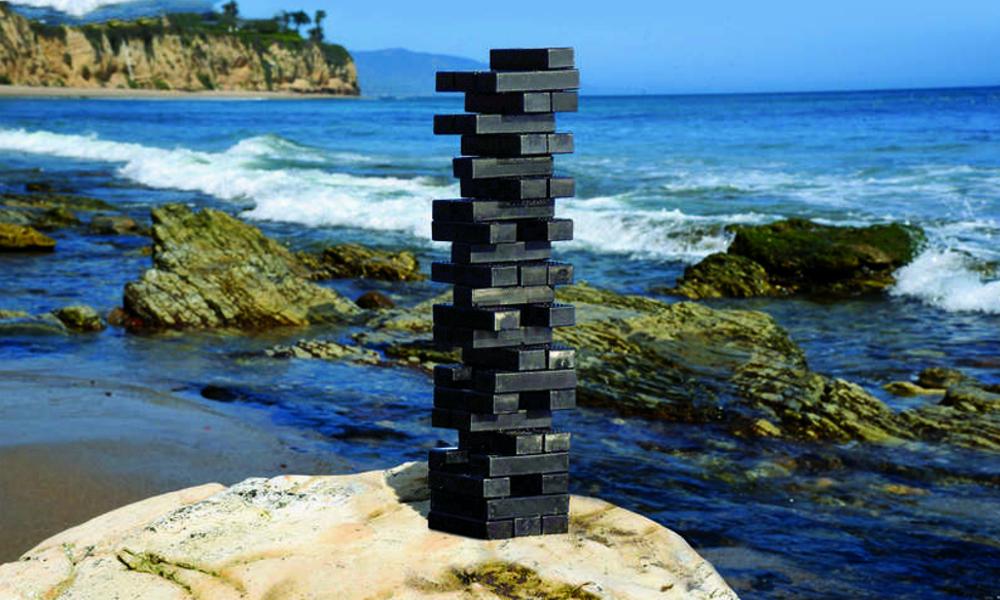 Pour lutter contre la pollution, le mythique jeu Jenga recycle le plastique des océans