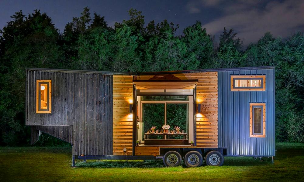 On les attendait, voici les meilleures tiny houses de l'année 2017