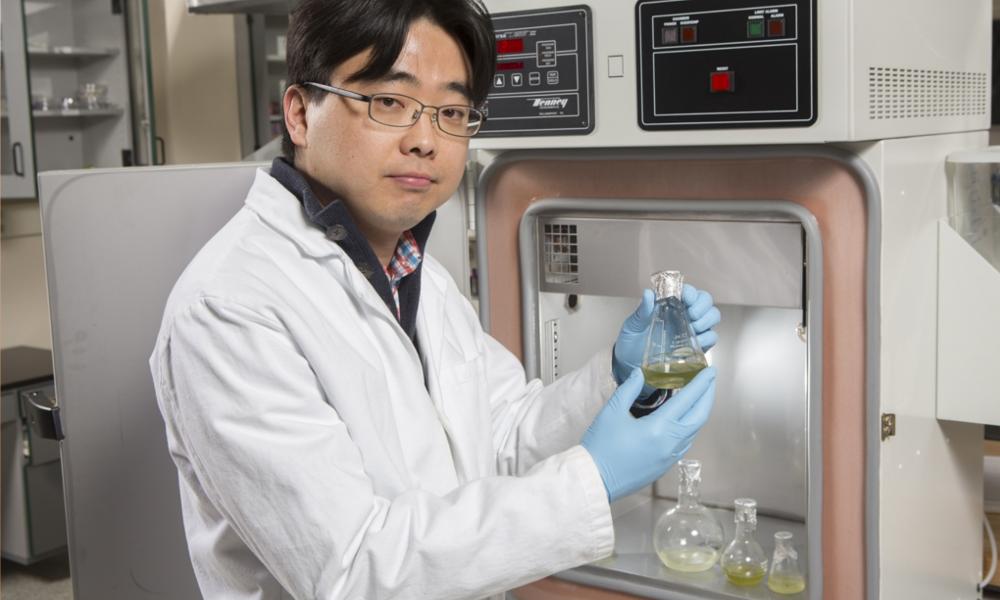 Cet Américain invente la batterie bio qui se recharge avec votre transpiration