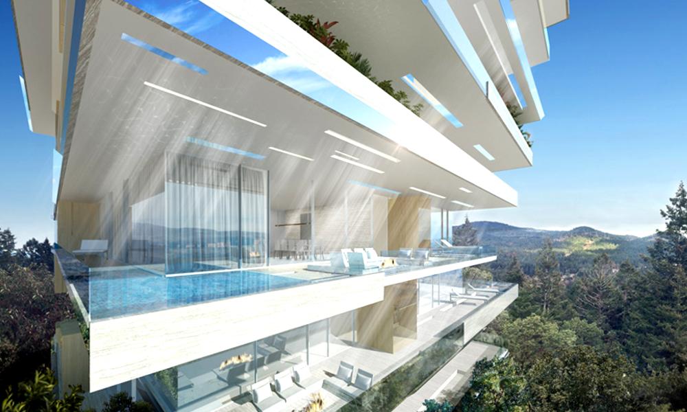 Un architecte imagine un hôtel qui génèrera son propre climat