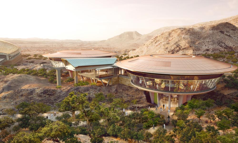 La plus grande arche de Noé botanique au monde va ouvrir au Moyen-Orient
