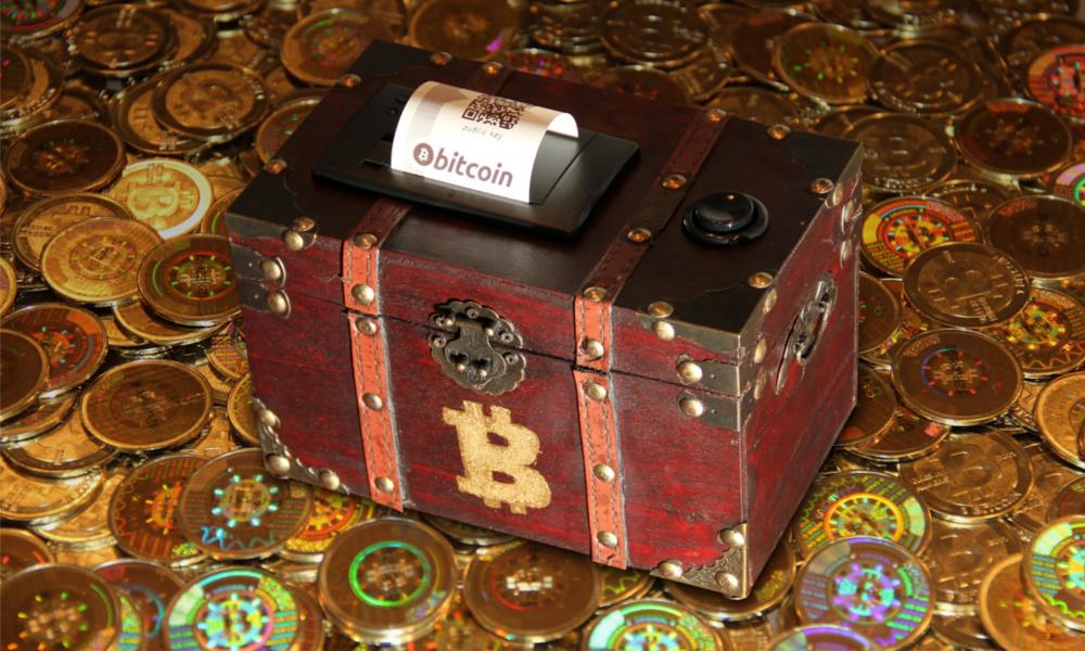 Qui veut retrouver 115 millions d'euros en bitcoins… dans une décharge ?