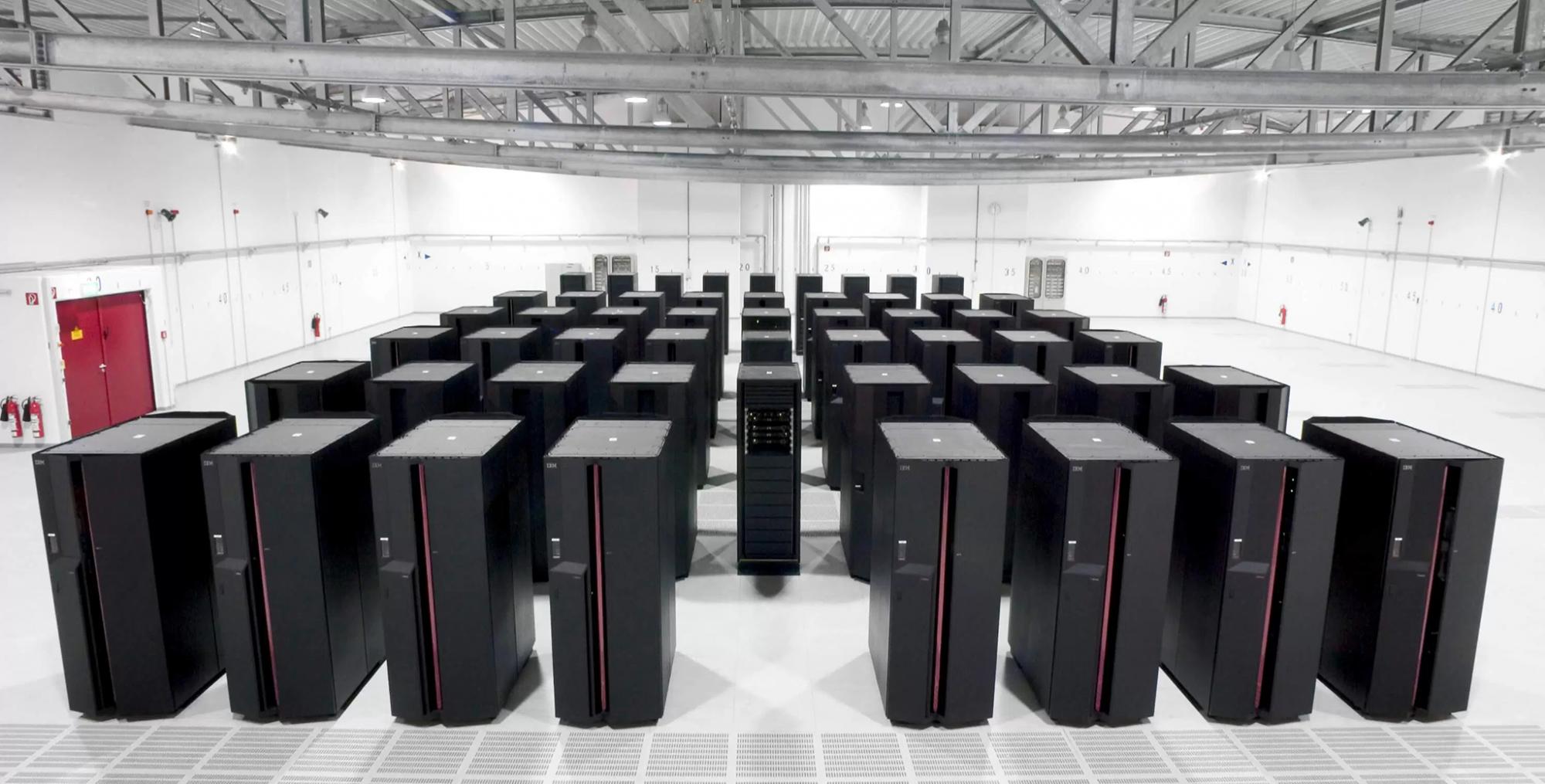 Demain, notre cancérologue sera un de ces superordinateurs