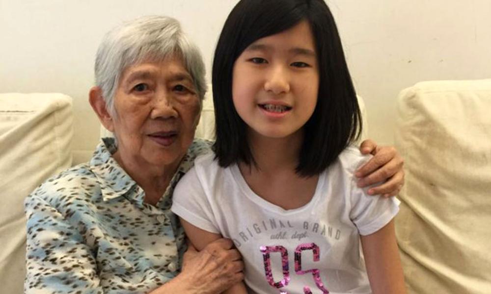 À 14 ans, elle imagine une appli pour aider sa grand-mère atteinte d'Alzheimer
