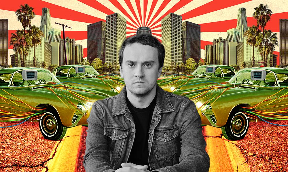 George Hotz, le hacker qui veut rendre votre voiture autonome pour 1000 €