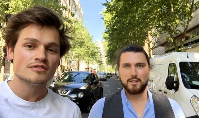 Deux Lyonnais inventent la location de parkings entre particuliers