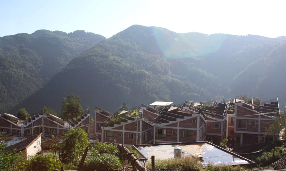En Chine, les fermes-urbaines font oublier les catastrophes naturelles