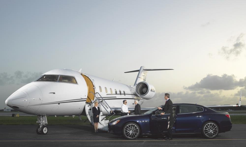 Coronavirus : les riches évitent de prendre l'avion…. mais pas leurs jets privés