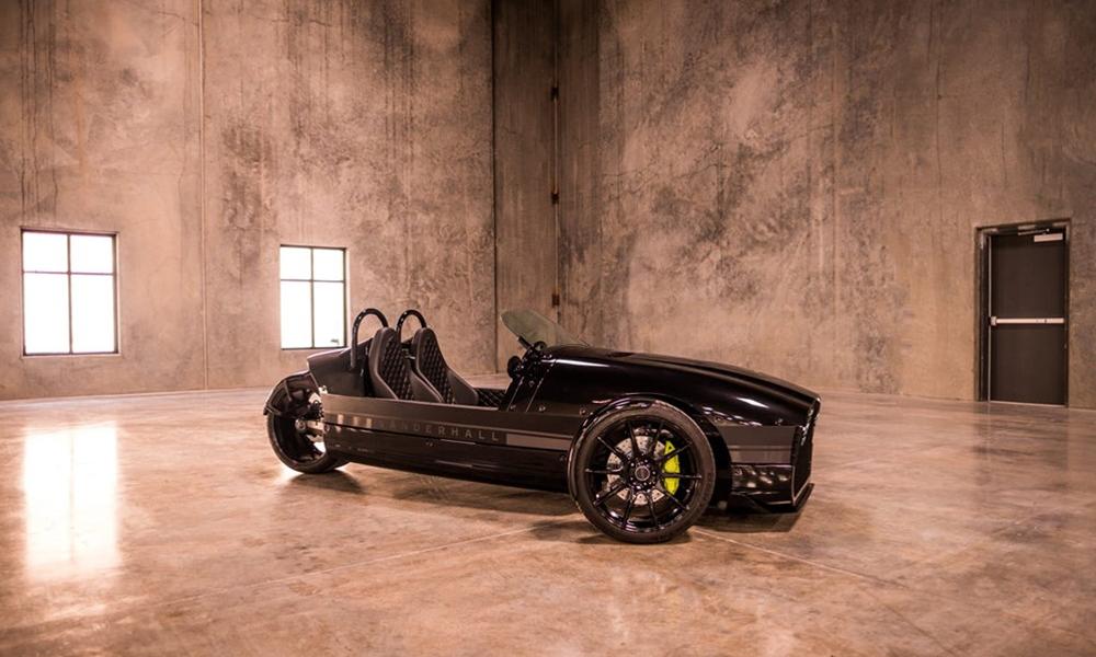 Ce roadster électrique à trois roues offre un frisson d'enfer sans polluer