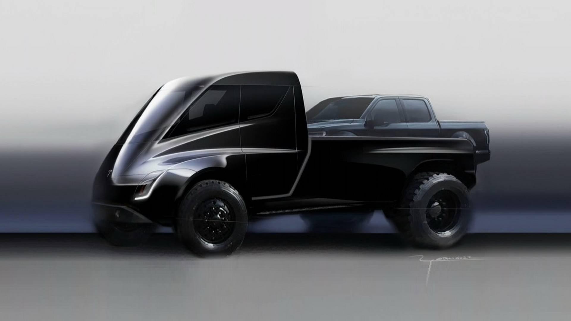 Pourquoi créer le pick-up électrique du futur va sauver des vies