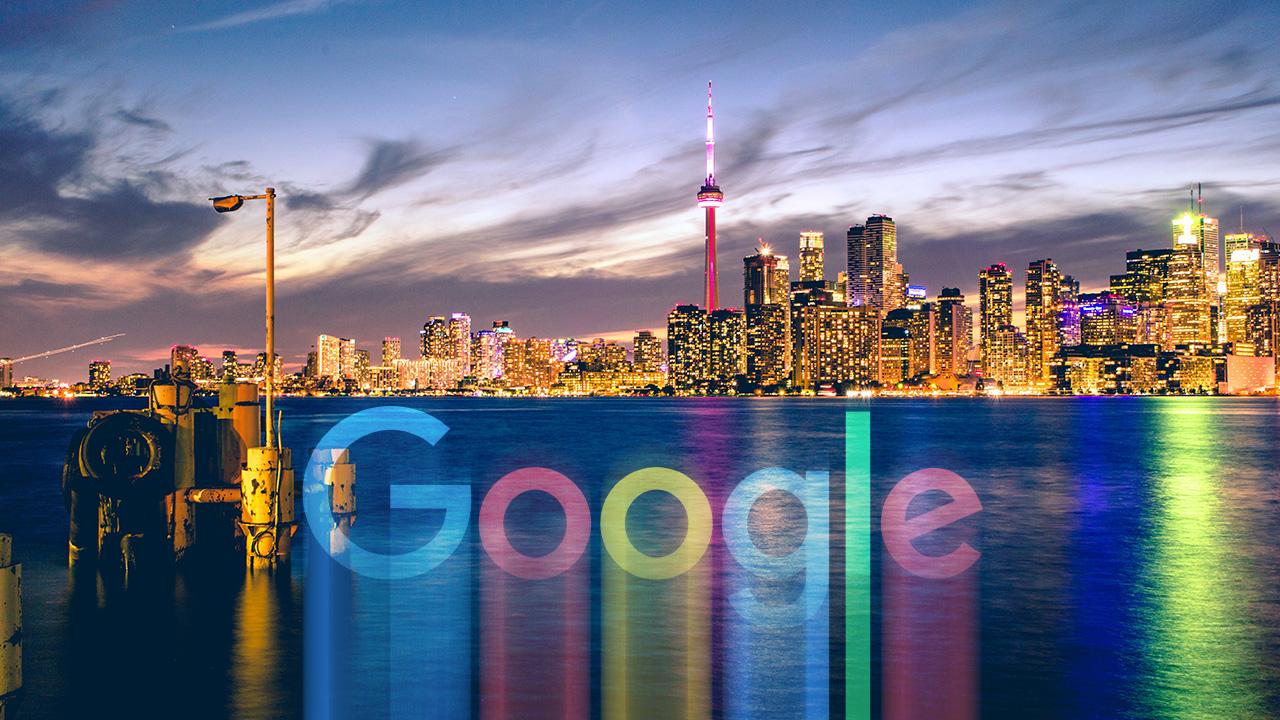 Google veut imaginer la ville du futur, à Toronto