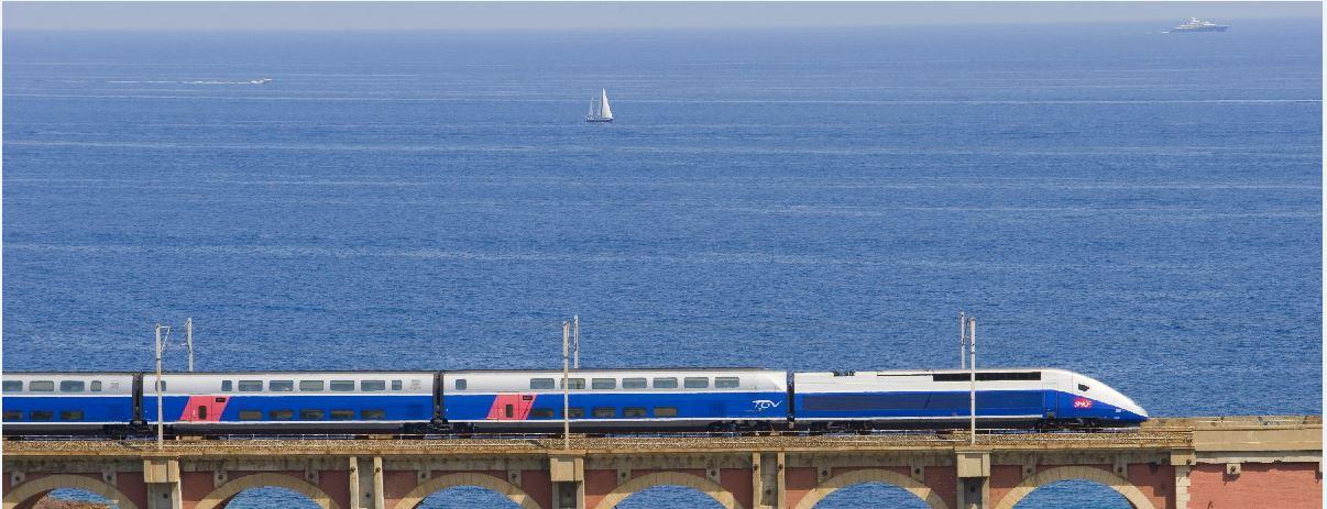 Les TGV seront-ils bientôt téléguidés par satellite ?