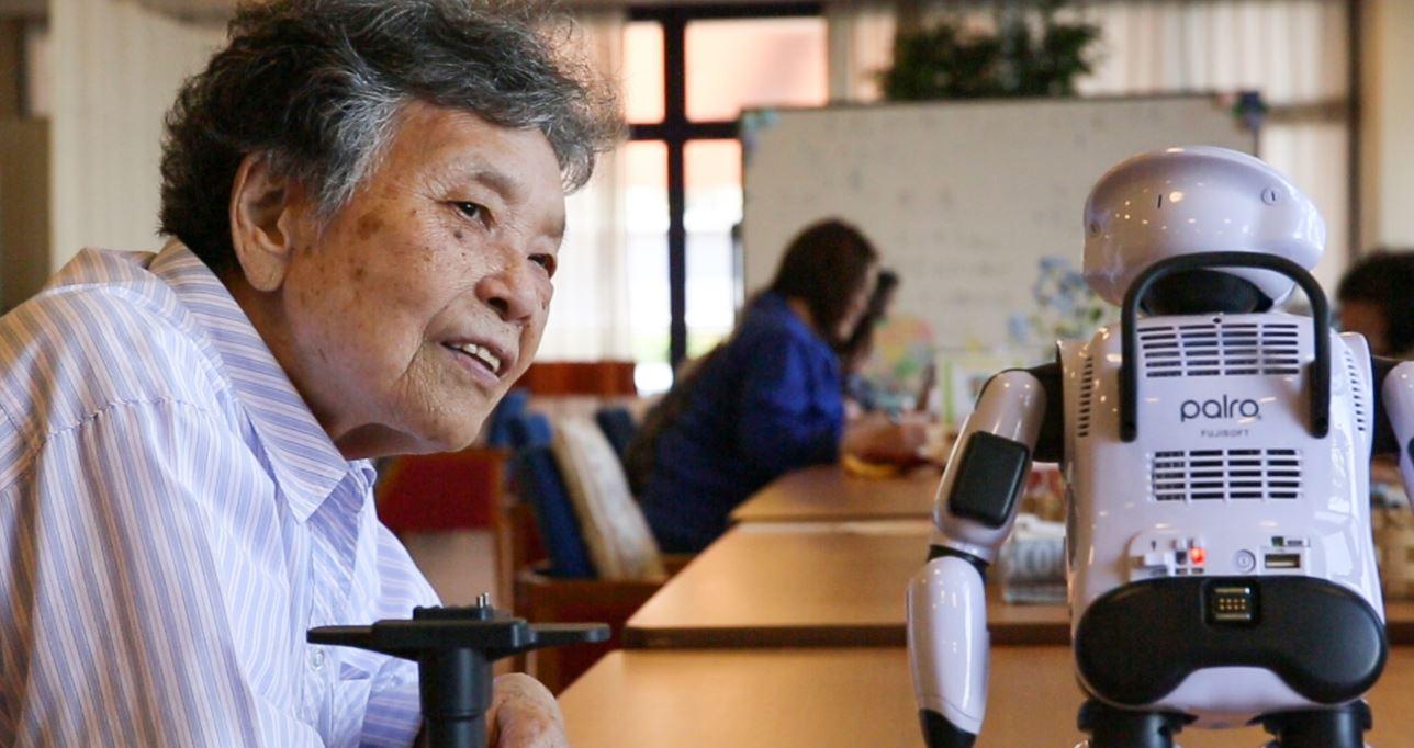 Au Japon, la réalité virtuelle au service des seniors