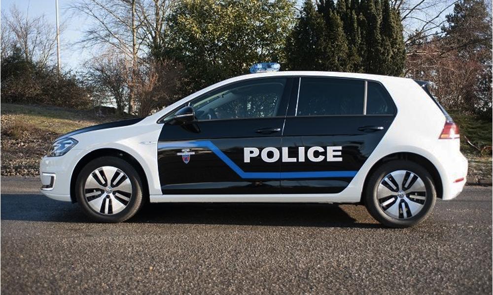 Les flics parisiens passent aussi aux voitures électriques