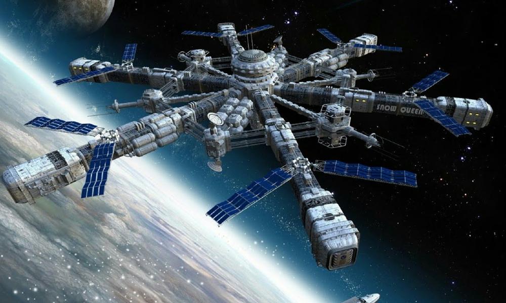 Idée voyage : la Station spatiale internationale sera bientôt à louer