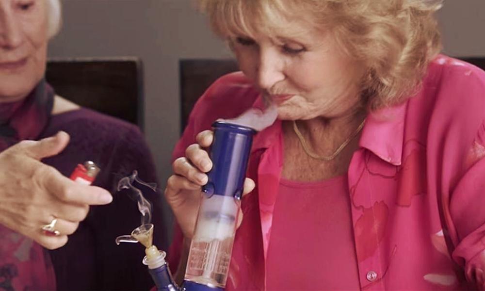Grâce au cannabis, 93% des personnes âgées pourraient se passer de médicaments