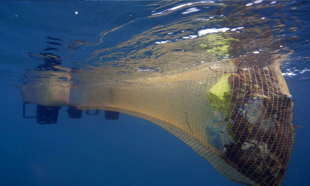 Droit au but : ce robot-méduse va nettoyer le port de Marseille