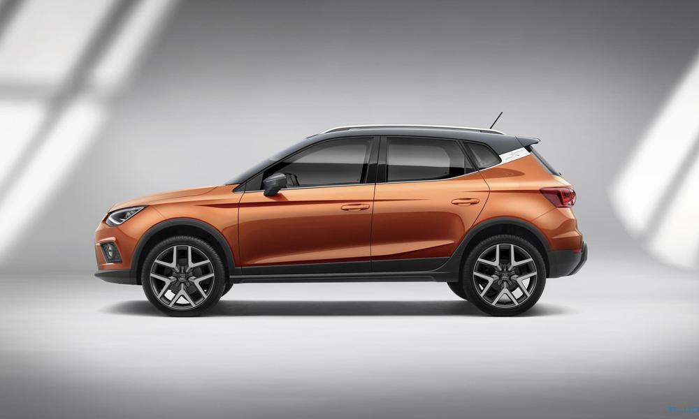 SEAT annonce son premier modèle électrique pour 2020