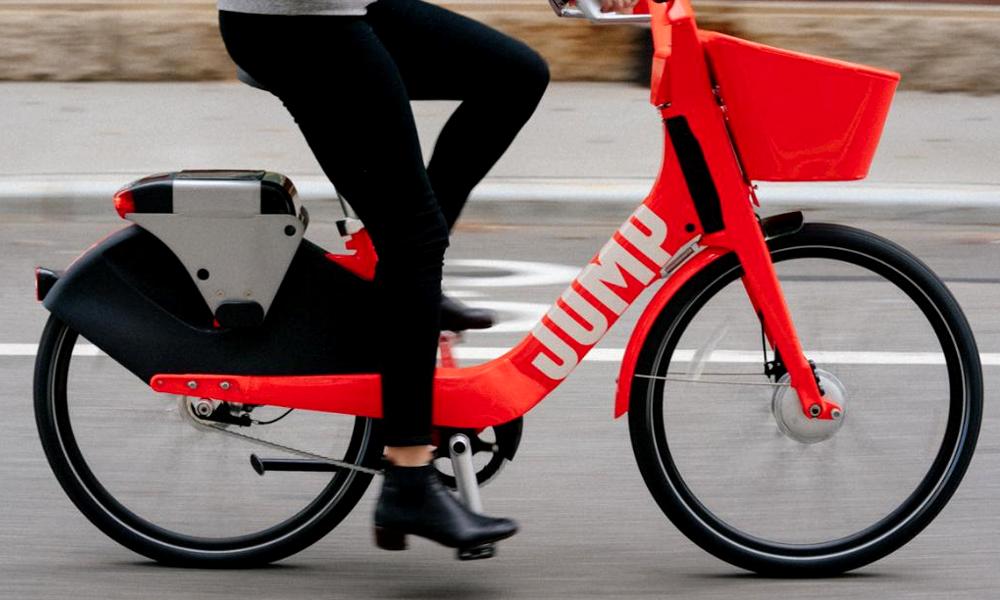 Les taxis Uber vous gonflent ? Essayez les vélos électriques de... Uber
