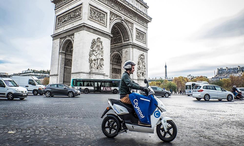 Avec Cityscoot, des scooters en libre service bientôt partout en France