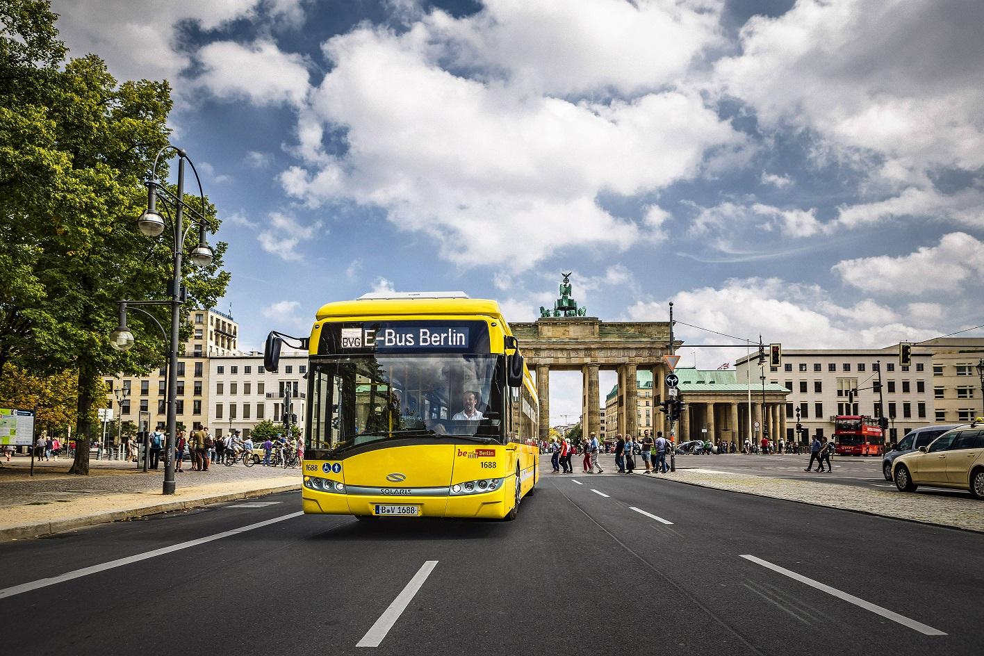 Les transports publics allemands pourraient bientôt devenir gratuits