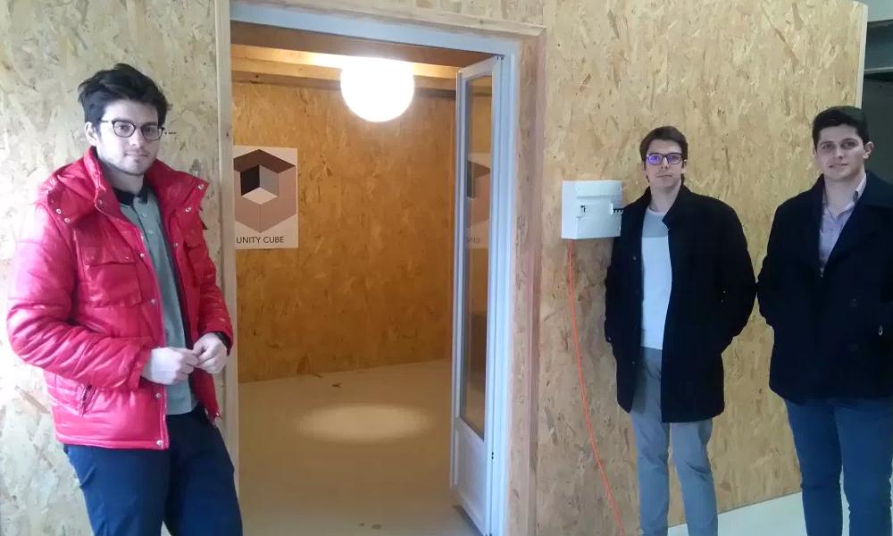 Aider les SDF grâce à des appartements en kit de 13m2