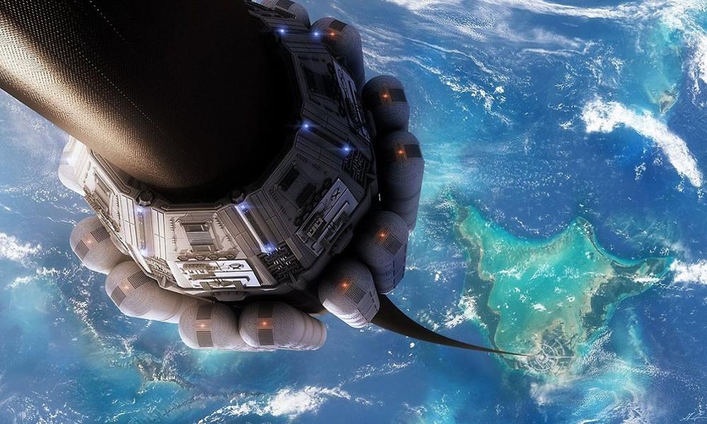 Des Japonais veulent créer un ascenseur vers la lune