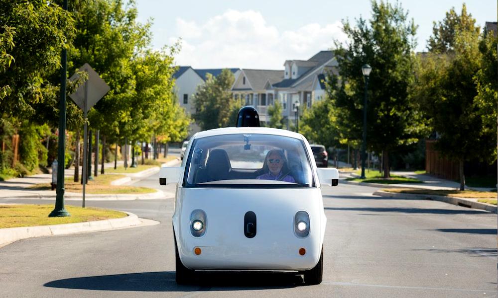 Les voitures autonomes débarquent officiellement en Californie