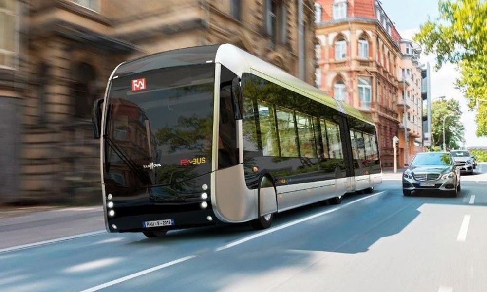 Pau va accueillir le premier bus à hydrogène français