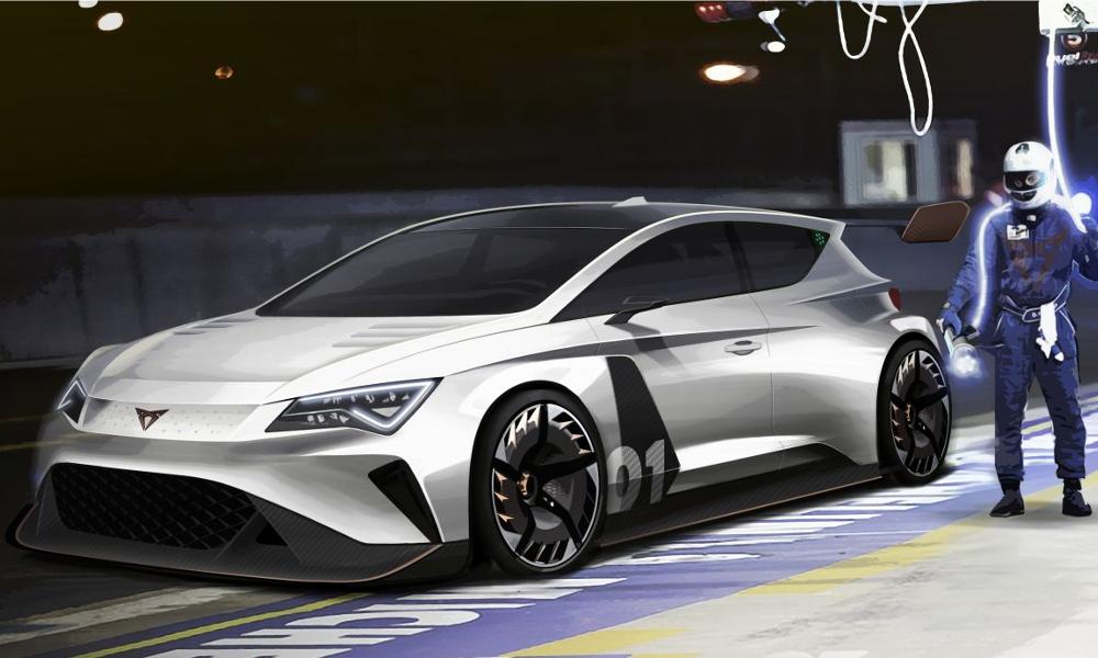 Qui veut conduire la première voiture de course 100% électrique au monde?