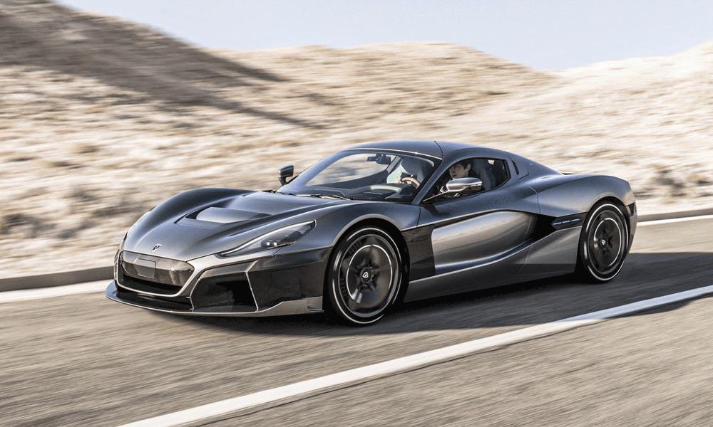 Un Croate invente la voiture électrique la plus rapide du monde