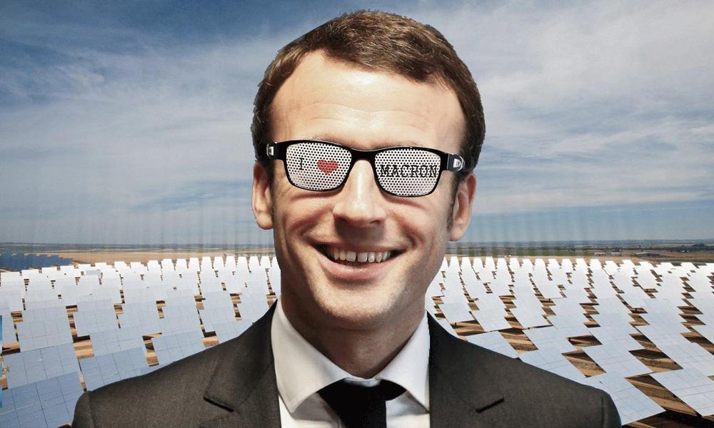 La France bientôt championne de l'énergie solaire dans le monde ?