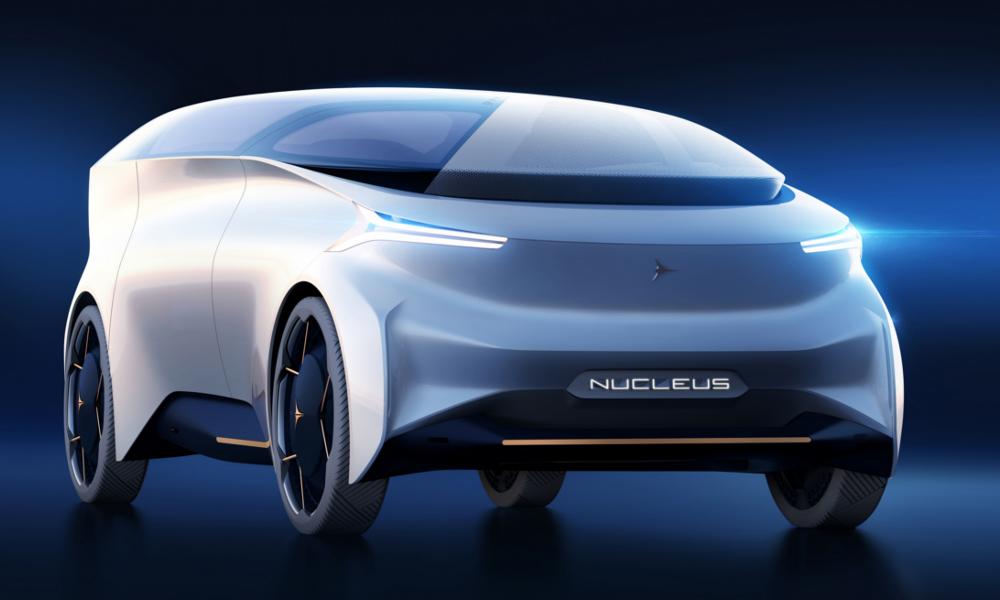 Voici la voiture électrique de 2030
