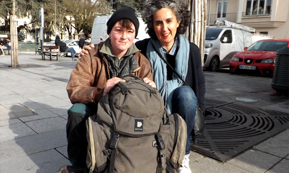 Pour alléger la vie des SDF, Rennes leur ouvre une bagagerie