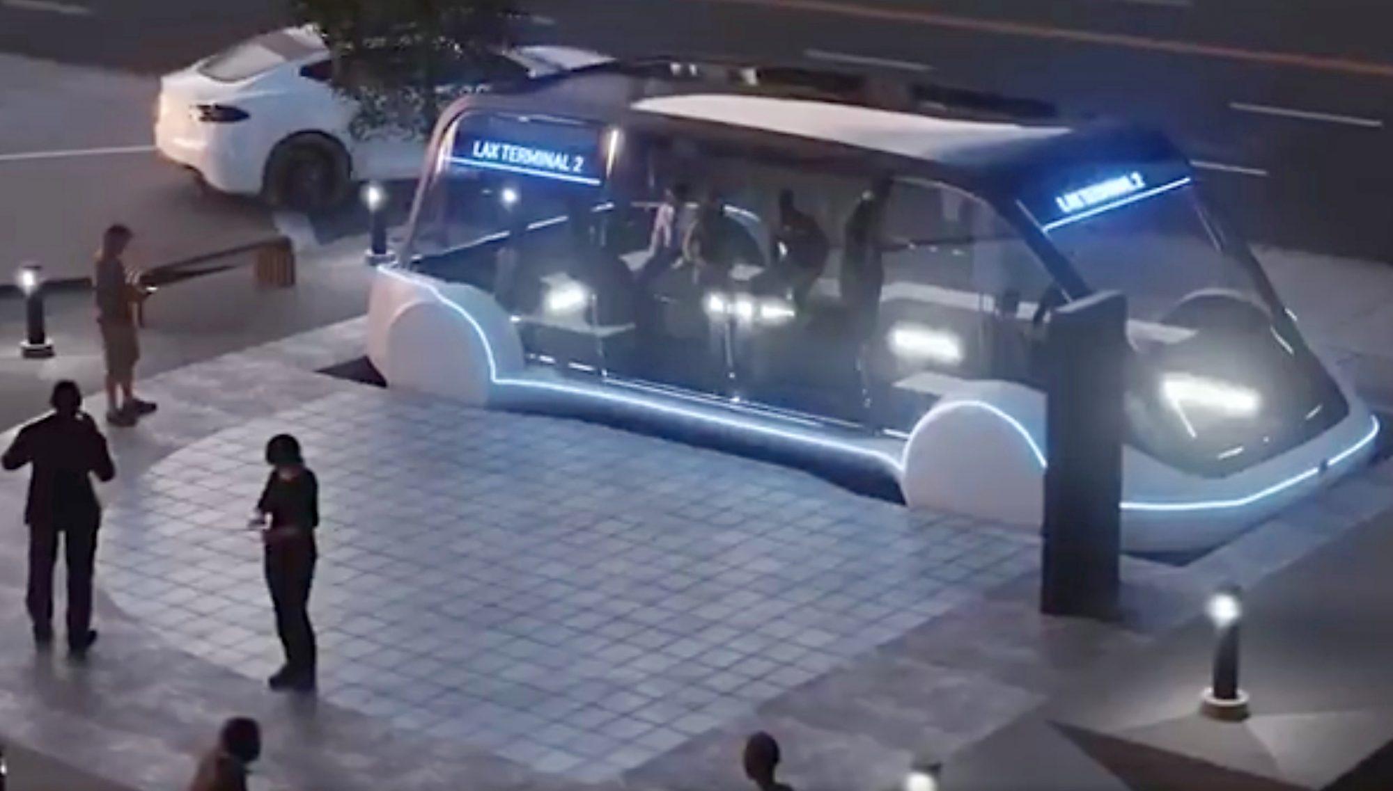 Des métros qui viennent vous chercher en surface