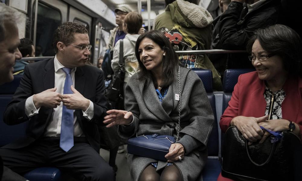 Les métros et bus parisiens gratos dès 2020 ?