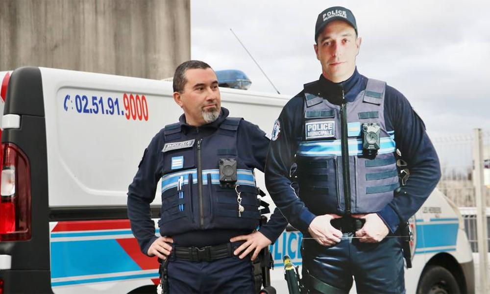 policiers Herbiers