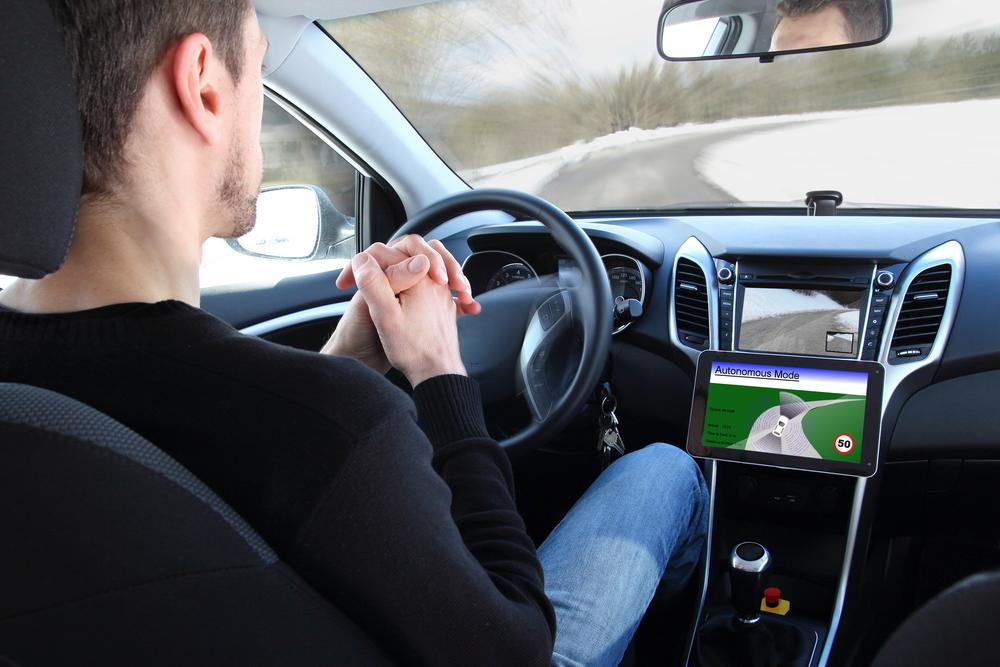 Les voitures autonomes autorisées en France en 2022