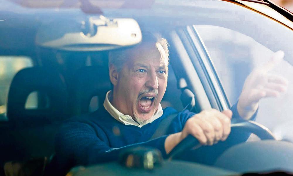 Des ingénieurs inventent la voiture qui ralentit si le conducteur s'énerve